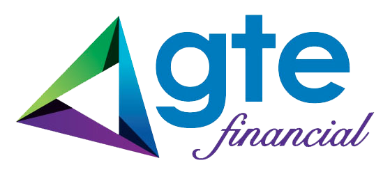 GTE Financial logo